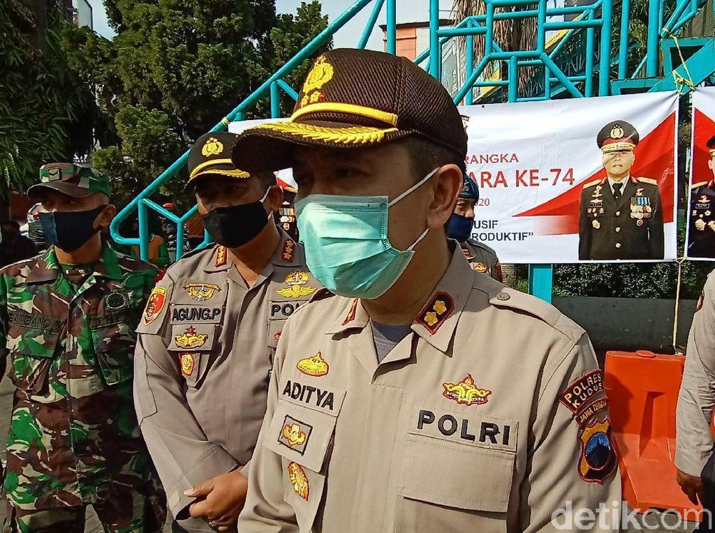 Polisi Kudus Masih Cari Pemilik Bungkusan Kain Kafan Berisi Mantra-Foto Cewek