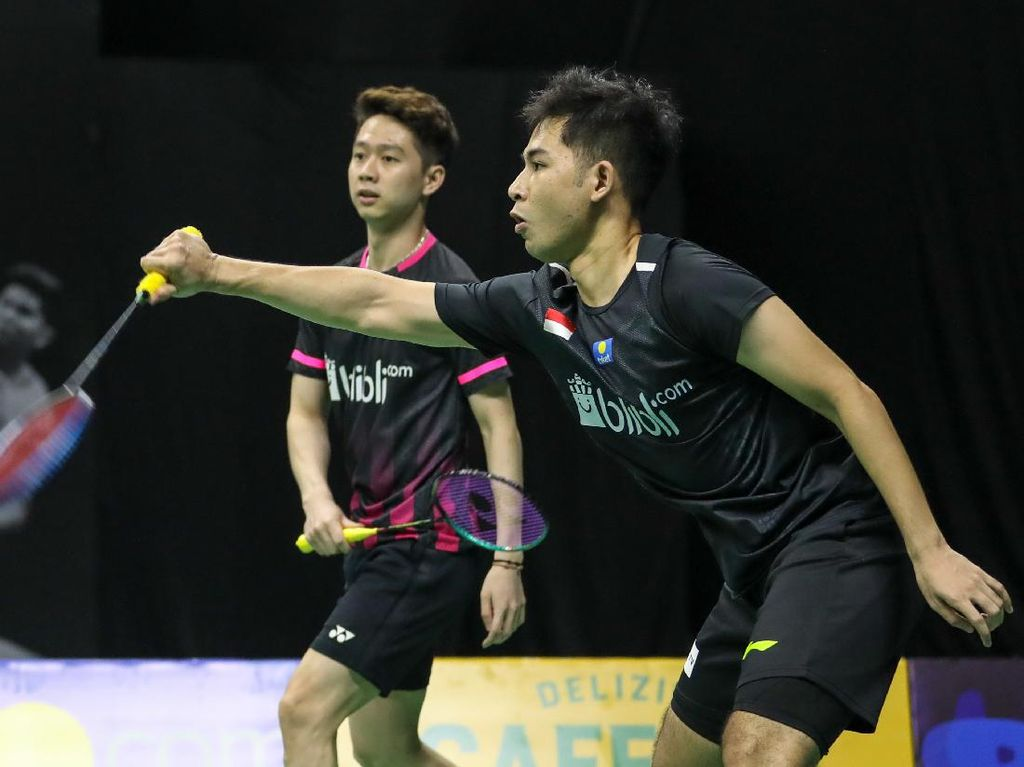 Dokter Tim: Kevin Sanjaya Cs Fit Tanding di PBSI Home Tournament