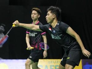 Sebelum Persiapan Thailand Open, Kevin Sanjaya dkk Diberi Libur Sepekan