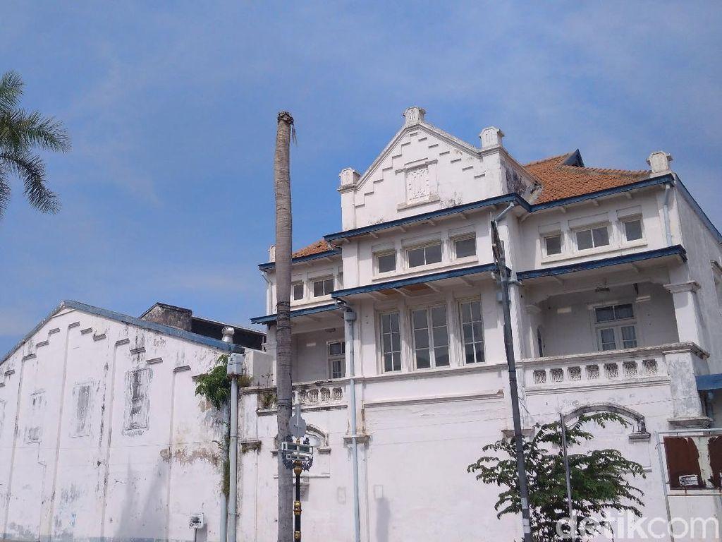 Kawasan Kota Tua, Titik Kumpul Primadona Pesepeda di Cirebon