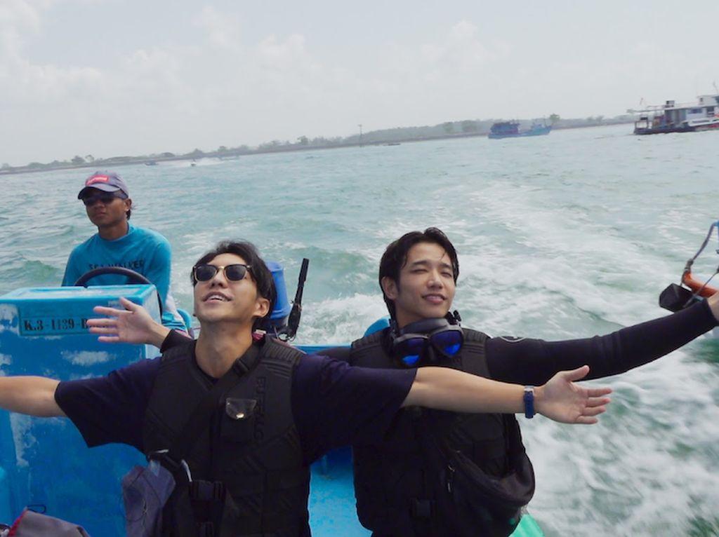 Berkunjung ke Indonesia, Lee Seung Gi Dibuat Terkesan dengan Bali