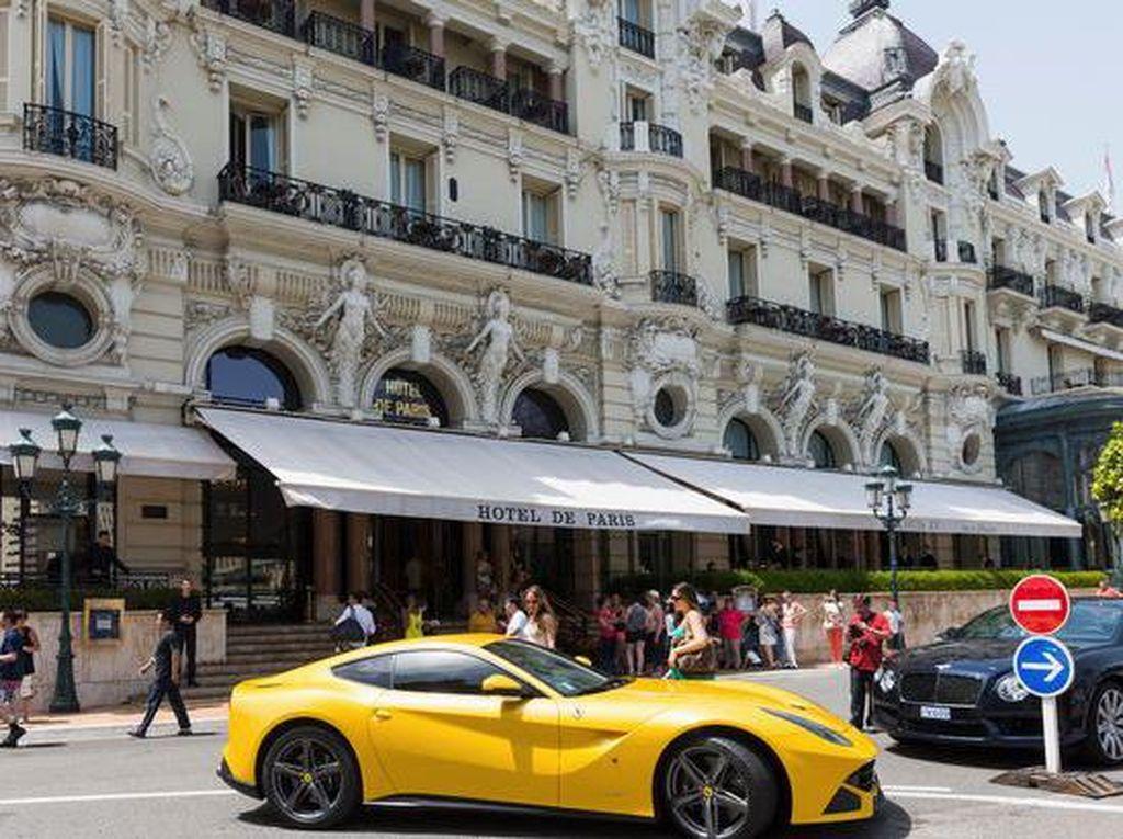 Monako: Dipimpin Pangeran Playboy, Sepertiga Penduduknya Miliuner