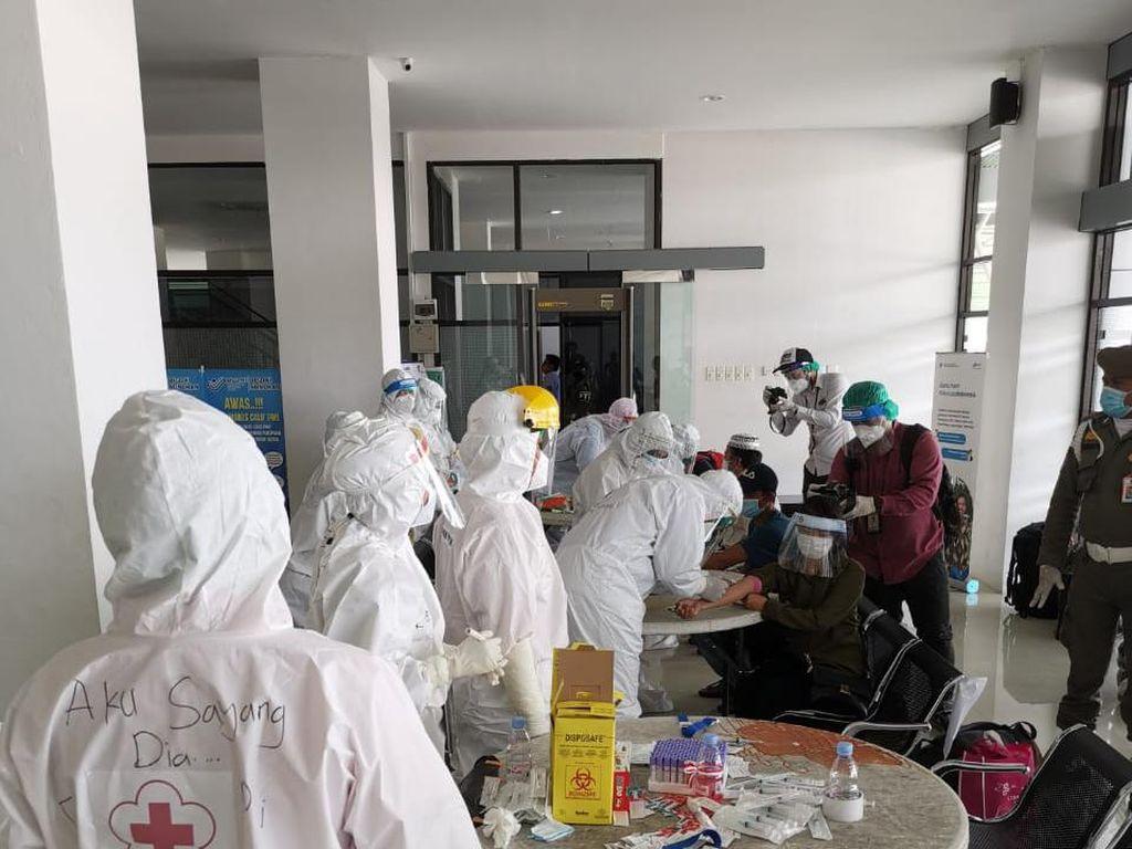252 Migran Dideportasi dari Malaysia Akan Tiba di Kota Parepare