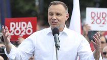 Presiden Polandia Akan Dites Corona Sebelum Bertemu Trump di Gedung Putih