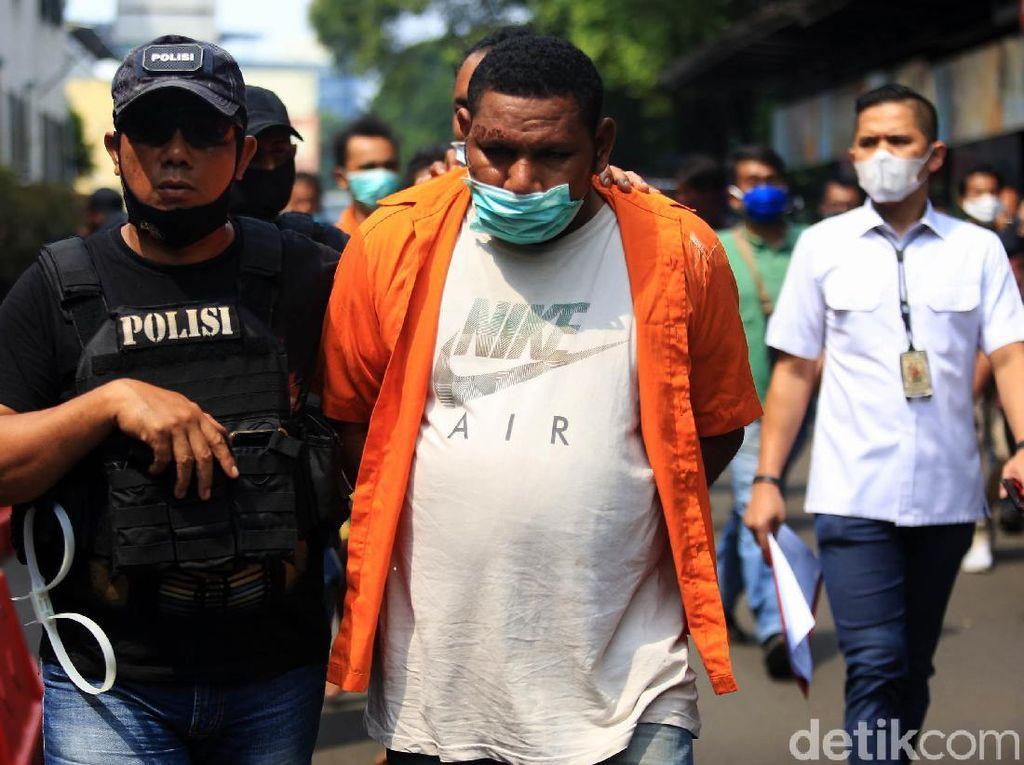 Polisi Rekonstruksi Kasus Penyerangan John Kei ke Nus Kei