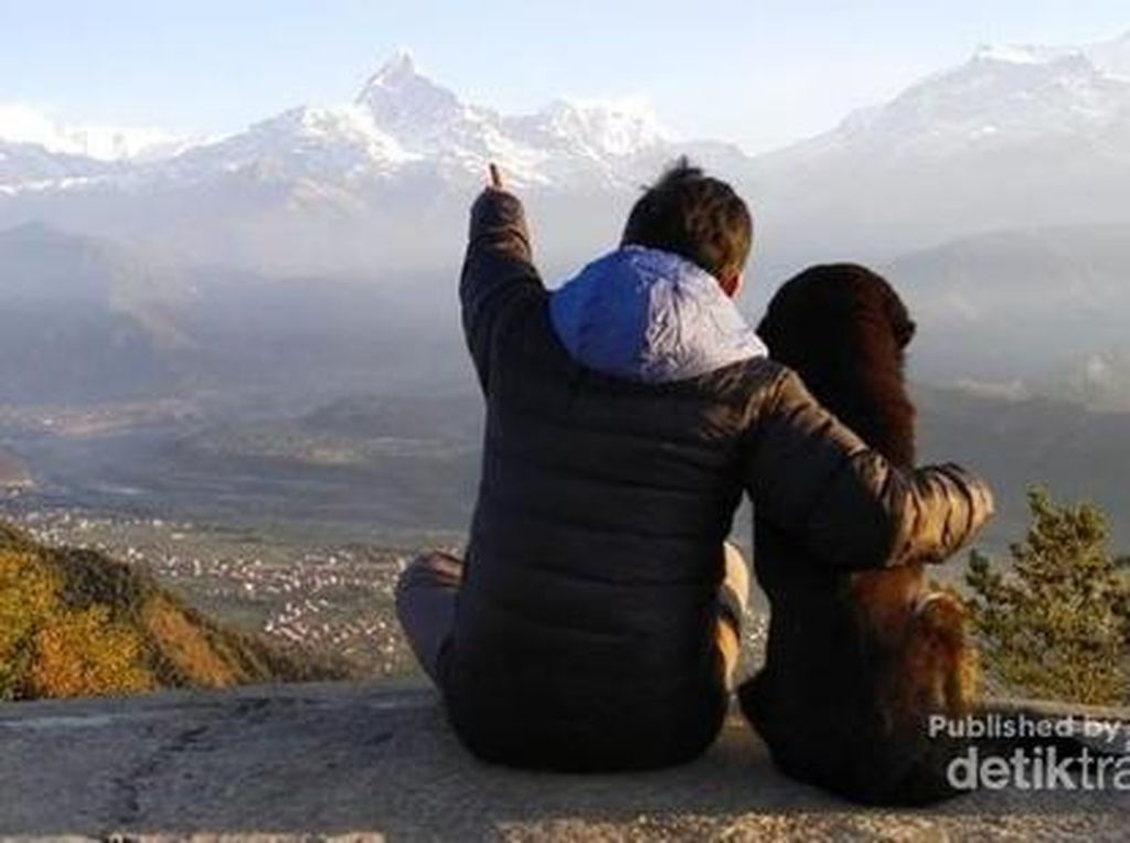 Sarangkot, Destinasi Spektakuler Nepal