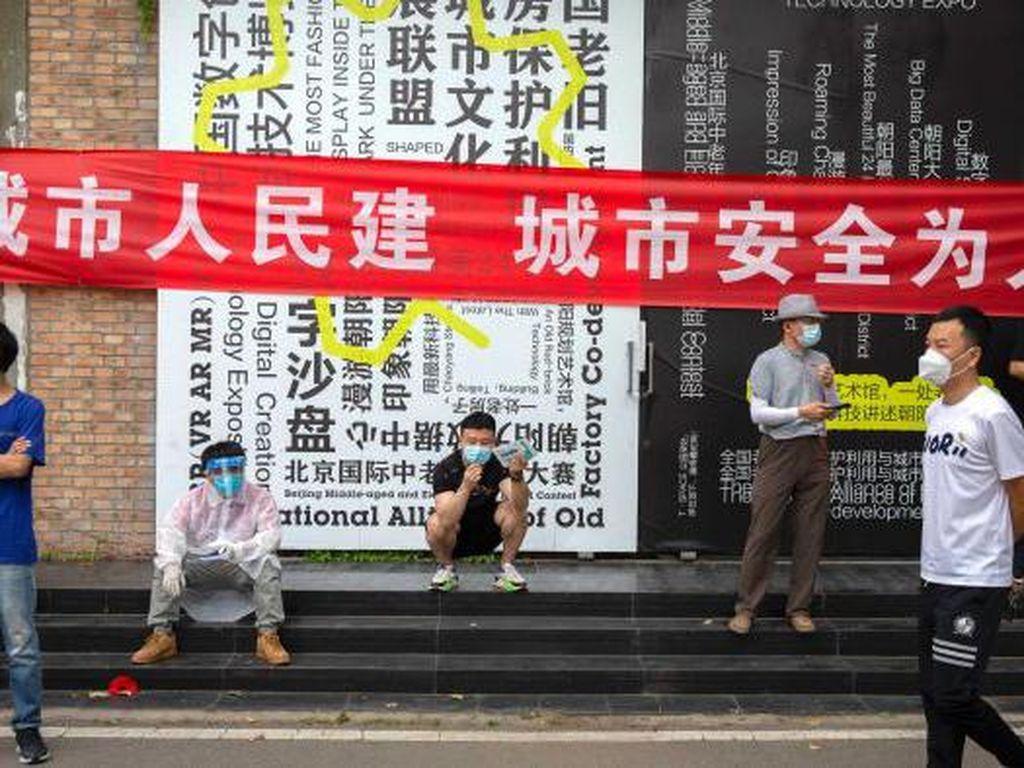 Saya Takut: Jumlah Kasus Virus Corona di Beijing Kembali Meningkat
