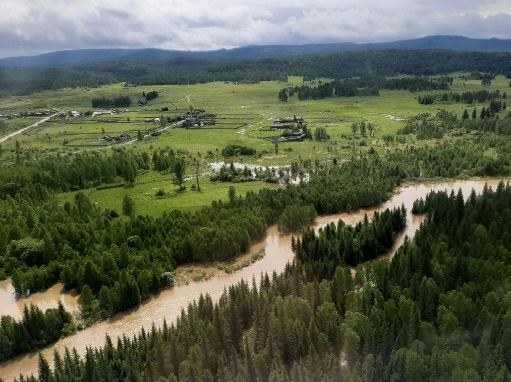 Kota di Siberia Catat Suhu Tertinggi di Arktik, 38 Derajat Celsius