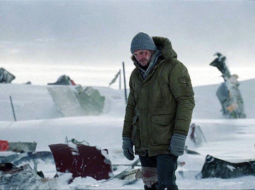 The Grey: Lepas dari Serigala dan Cuaca Buruk