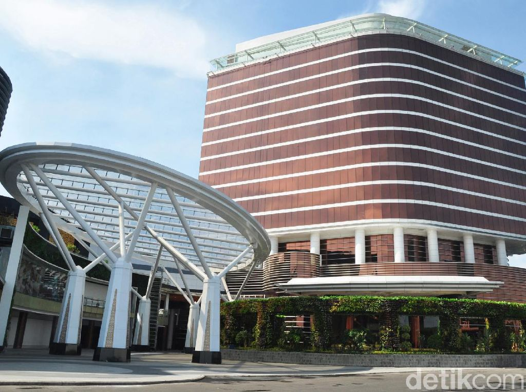 Staycation di Bandung Saat New Normal? ke The Trans Luxury Hotel Saja