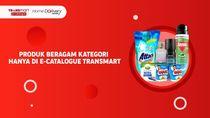 Cek Gaes, Belanja Lengkap dan Banyak Pilihan di e-Catalogue Transmart