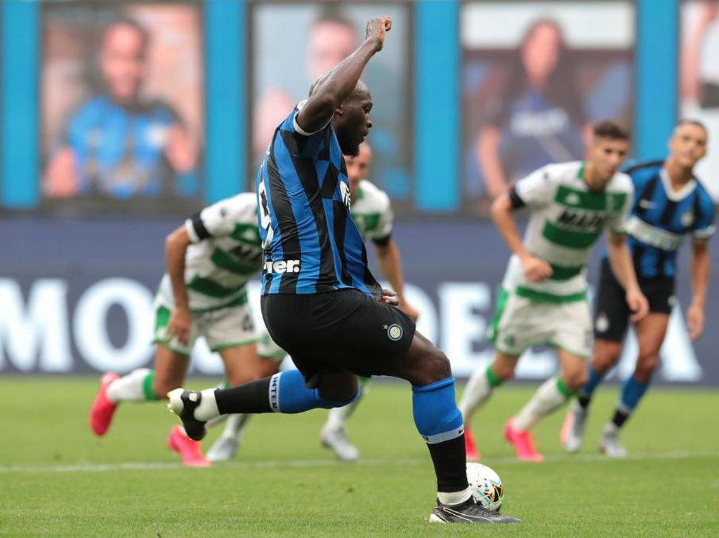 Drama Enam Gol, Inter Vs Sassuolo Berakhir Imbang