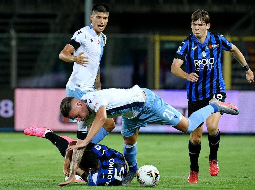 Hasil Liga Italia Dini Hari Tadi: Lazio dan Inter Tak Menang