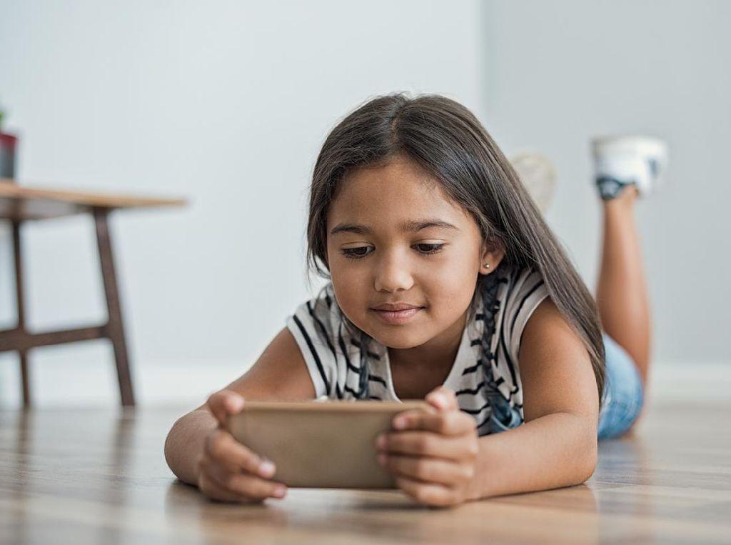 Tips Supaya Anak Tak Kecanduan Gadget Saat Sekolah Online