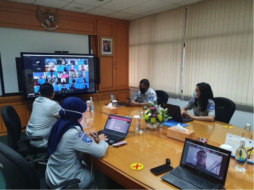 Peduli UMKM, Jasa Raharja Gelar Pelatihan e-Commerce Mitra Binaan