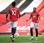 Anthony Martial Mantap!