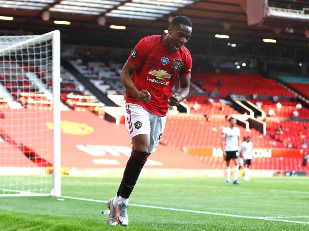 Anthony Martial, Pemain Manchester United yang Bisa Hat-trick Lagi