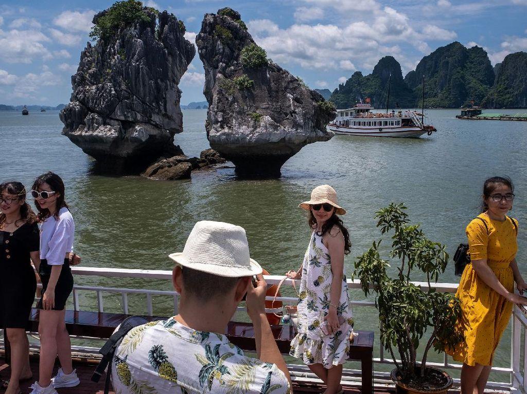 Dunia Pariwisata Terpuruk, Jumlah Kunjungan Turis Seperti Tahun 1990-an