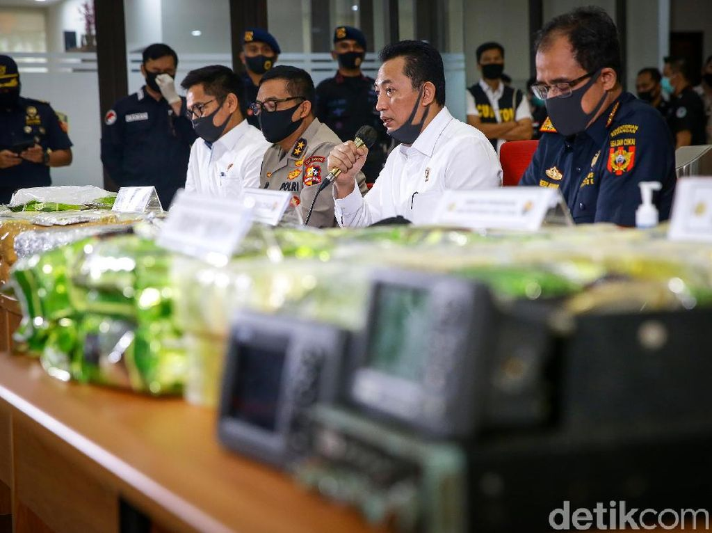 Dua Satgas Polri Andalan Sikat Mafia Narkoba China dan Timteng