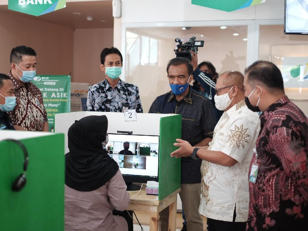Marak PHK Semasa Pandemi, Klaim JHT BPJAMSOSTEK Meningkat 61%