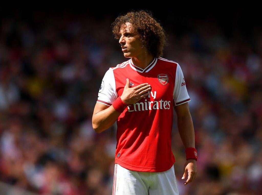 Perpanjang Kontrak David Luiz, Arsenal Bercanda Nih?
