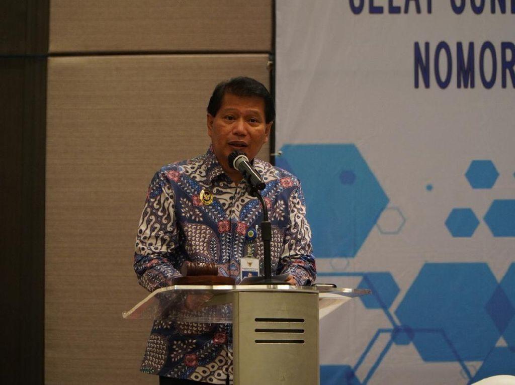 Kemenhub Sosialisasikan Rute Pelayaran di Selat Sunda dan Lombok