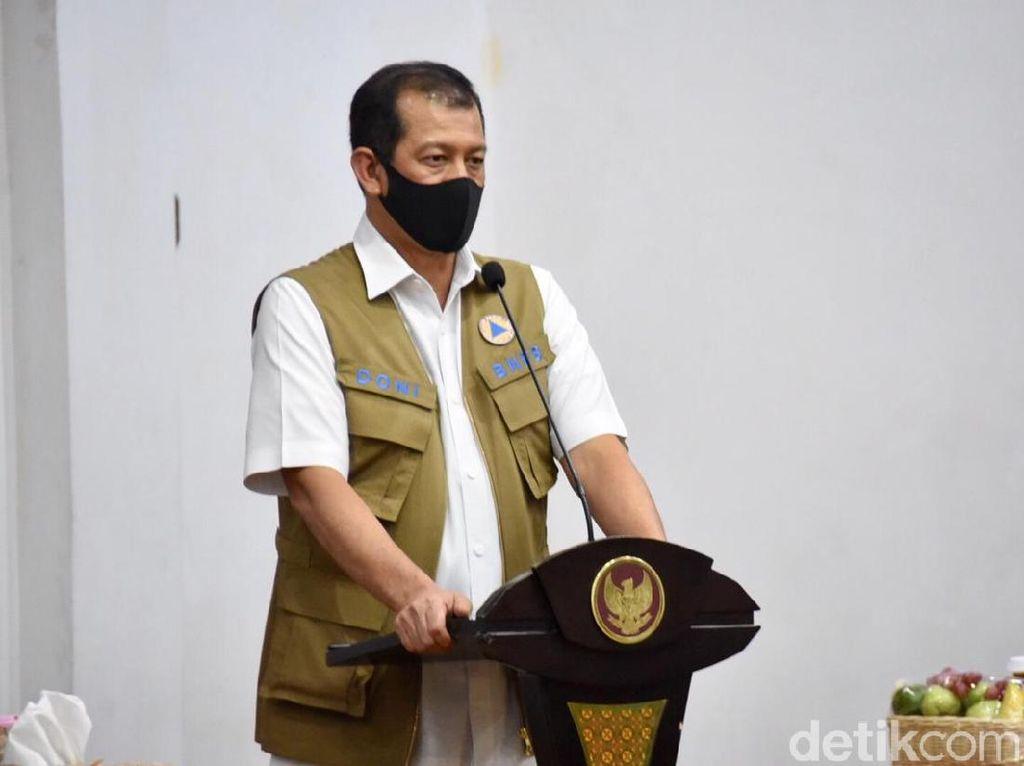 Doni Monardo Apresiasi Kepala Daerah yang Beri Sanksi ke Pelanggar Prokes Corona