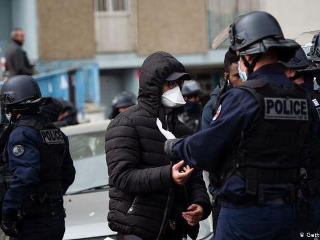 Amnesty International Ungkap Diskriminasi Rasial Polisi Eropa Saat Lockdown