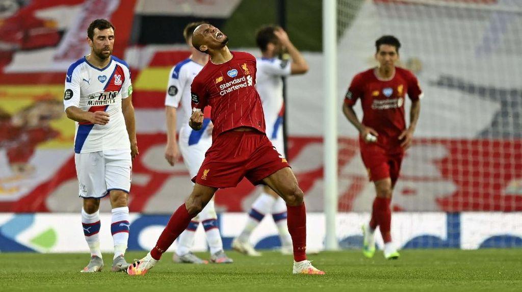 Gasak Crystal Palace, Liverpool Dekati Tangga Juara