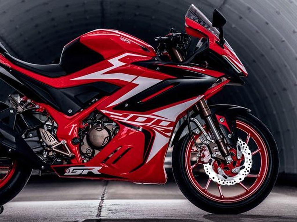 Thailand Bikin Motor Sport Mirip Honda CBR250RR, Dijual Rp 35 Jutaan