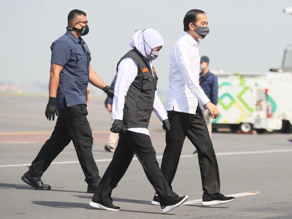 Surabaya Raya Bandel Soal Pencegahan COVID, Khofifah: Munculkan Klaster Baru