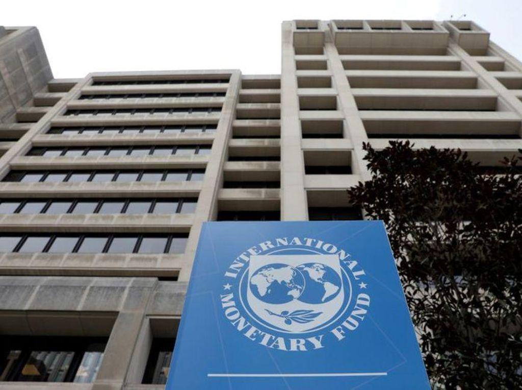 IMF Pangkas Prediksi Pertumbuhan Ekonomi Dunia Jadi 5,2% di 2021