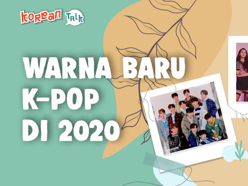 K-Talk Ep 36: Para Rookie K-Pop Pencuri Hati di 2020