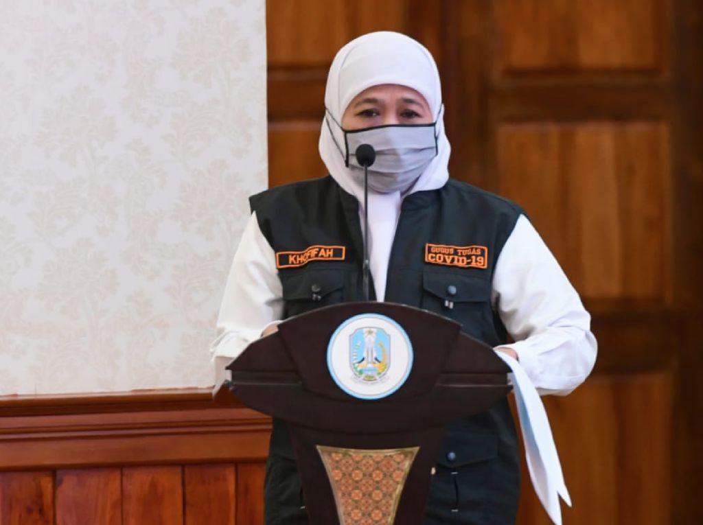 HUT Bhayangkara, Khofifah: Polri Makin Profesional, Modern & Terpercaya