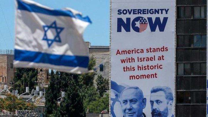 Konflik Timur Tengah: Rencana Israel caplok Tepi Barat ditolak oleh 1.000 anggota parlemen negara-negara Eropa
