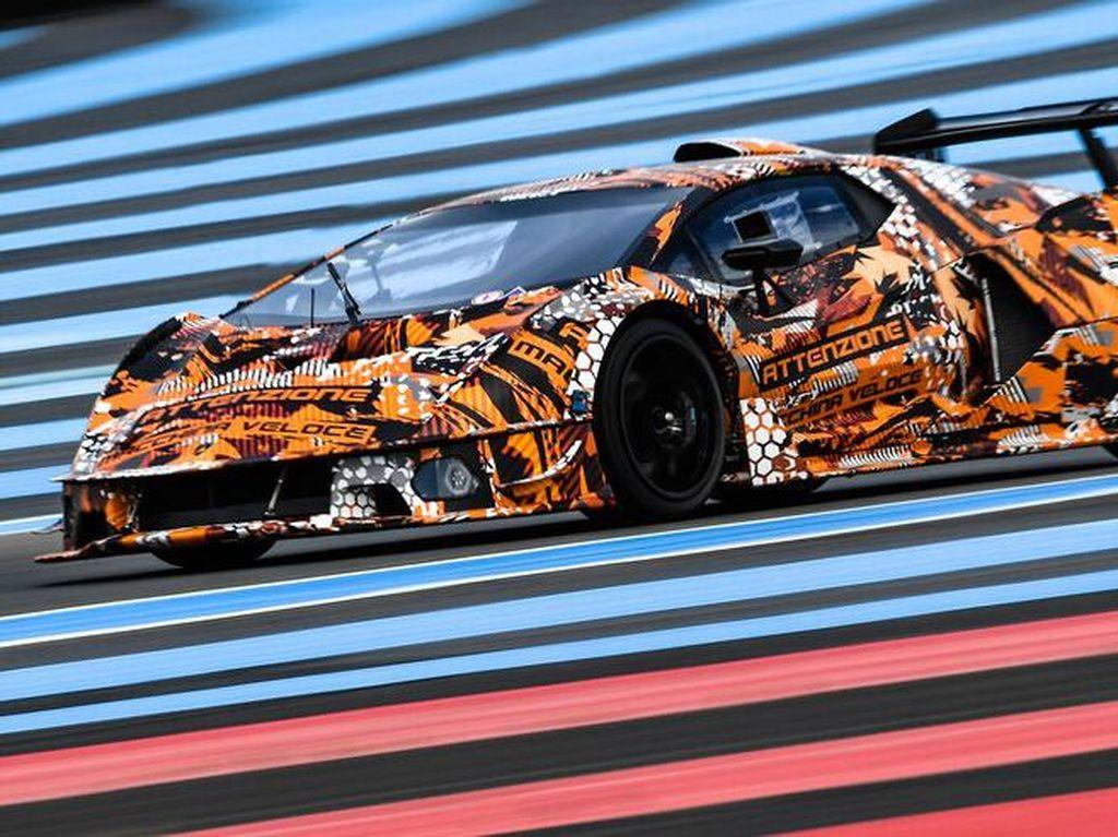 Lamborghini Akan Luncurkan Mobil Baru, Ini Bocorannya