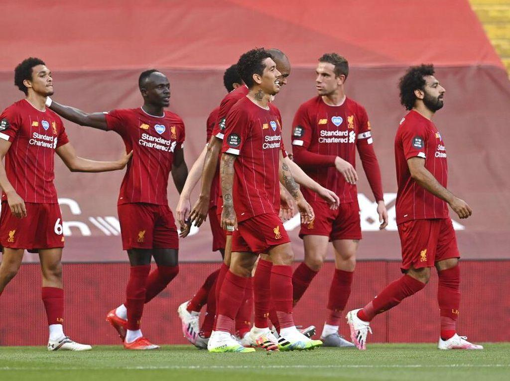 Liverpool, Mempertahankan Gelar Premier League Itu Berat Lo