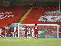 Liverpool Vs Crystal Palace: The Reds Unggul 2-0 di Babak Pertama