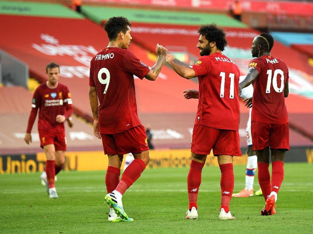 Hasil Liga Inggris Dini Hari Tadi: MU dan Liverpool Menang Telak