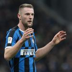 Rumor Transfer: Inter Bidik Aguero, Siap Lepas Skriniar ke Man City