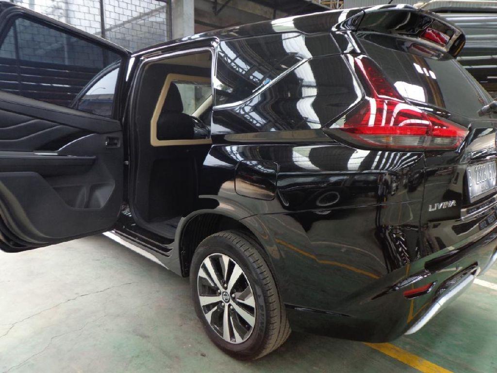Seperti Lexus LM, Nissan Livina Ini Juga Bisa Pakai Partisi
