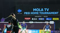 PBSI Home Tournament Diapresiasi Menpora
