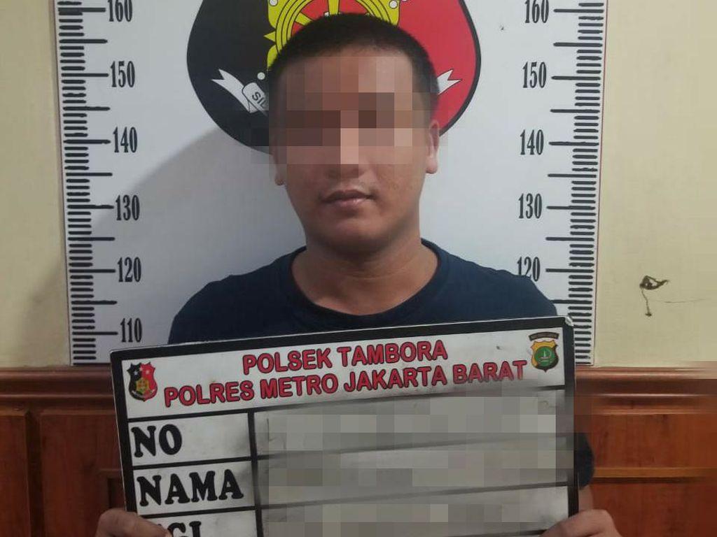 Buron 1 Bulan, Pembacok Polisi Saat Lerai Tawuran di Jakbar Ditangkap