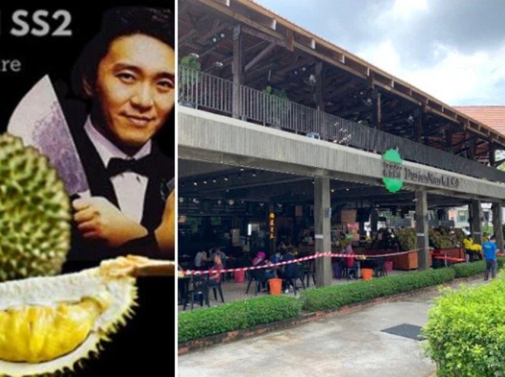 Dicari! Pembuka Durian Handal yang Jago Akrobat