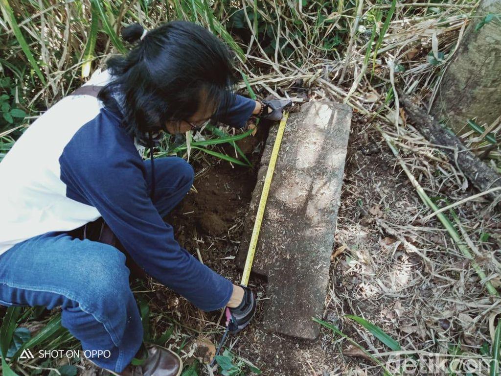 Penampakan Tumpukkan Batu Diduga Candi Ditemukan di Klaten