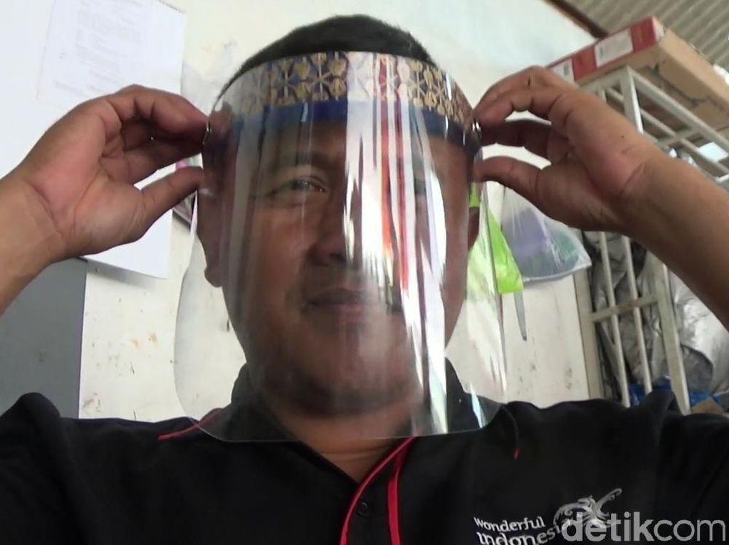 Ketua IDI: Face Shield Tak Berarti Jika Tanpa Masker