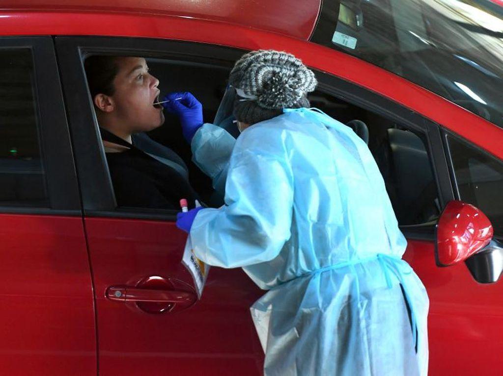 Australia Catat Hari Paling Mematikan dari Pandemi Virus Corona