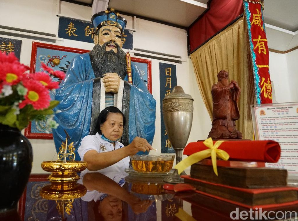 Melihat Ritual Duan Yang Umat Konghucu di Solo