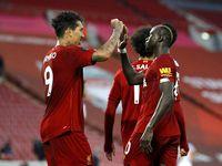 Liverpool Vs Crystal Palace: Menang 4-0, The Reds di Ambang Juara