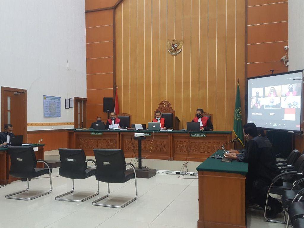 Vonis 12 Tahun Penjara untuk Abu Rara
